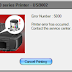 Canon MG5450 Error B200