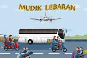 Jokowi Siapkan Skema Terburuk Mudik: Tak Mudik, Tak Piknik!