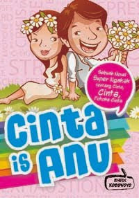 CINTA IS ANU