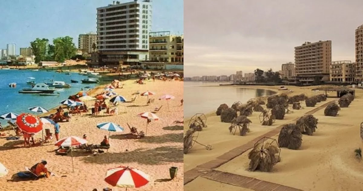 Outrage As Erdogan Plans To Reopen Seaside Town Of Verosha Fled By Cypriots During The 1974 Turkish Invasion