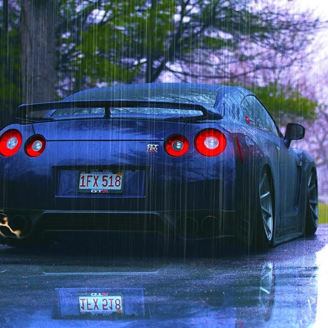 Car Nissan GTR Wallpaper Engine