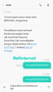 ✓ Cara Daftar dan Registrasi Ulang Kartu Smartfren Unlimited