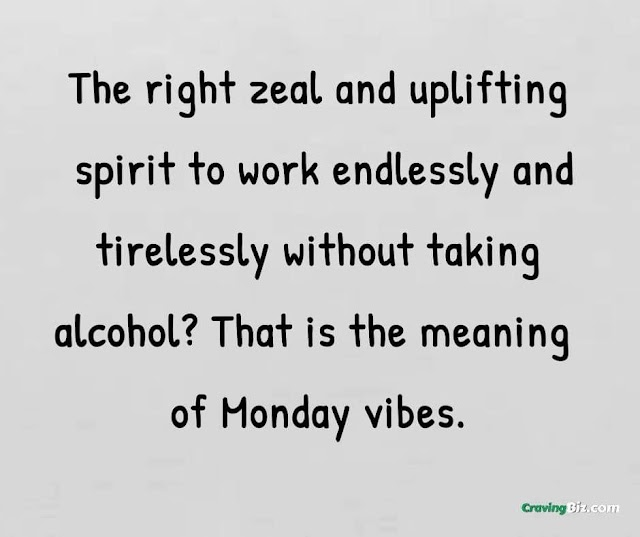 Monday Vibes Meaning, Definition And Explanation