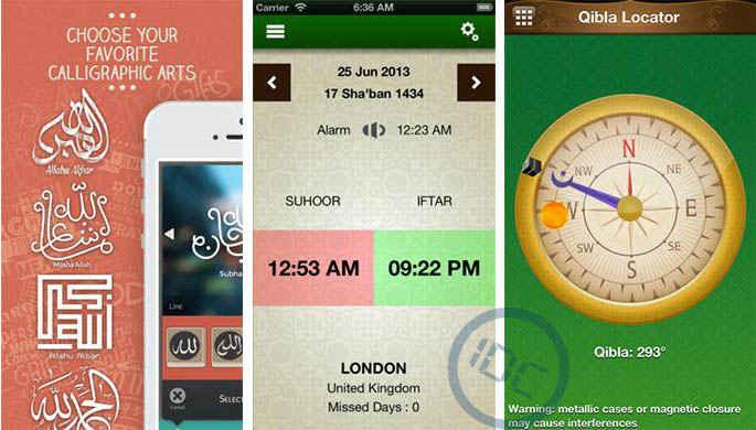 Aplikasi iOs Ramadhan