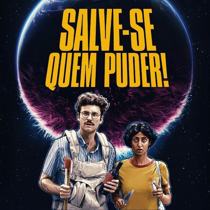 'Salve-se Quem Puder!': comédia de ficção científica chega às plataformas digitais