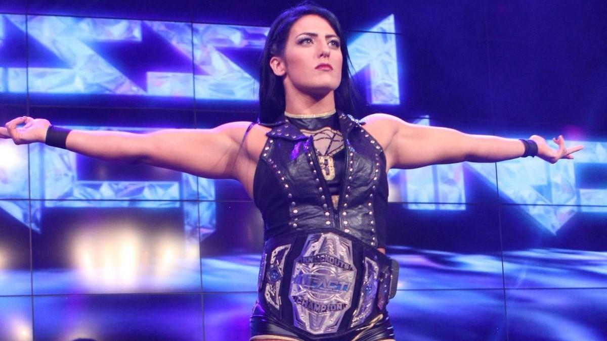 Tessa Blanchard aborda seu status atual no Pro-Wrestling