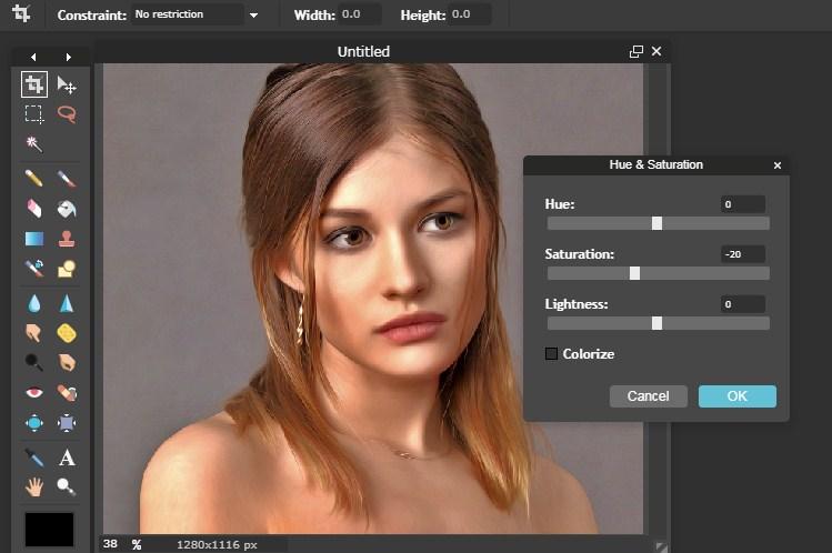 Cara Membuat Efek Smudge Painting Secara Online