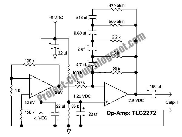 figure 1 pink noise generator circuit diagram