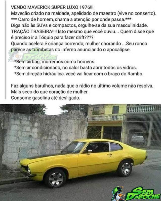CARRÃO RAIZ