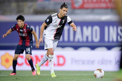 Ronaldo quên nỗi buồn mất cúp, bùng nổ tái xuất Serie A cực chất 4