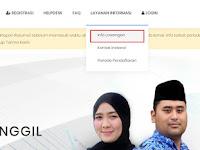 Cara Cek Jumlah Pelamar CPNS di Portal SSCN BKN