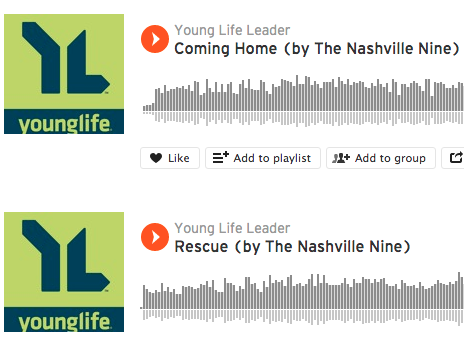The Young Life Leader Blog: Brand New Content Songs From