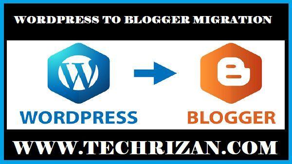 wordpress to blogger converter Latest Trick For Blogger