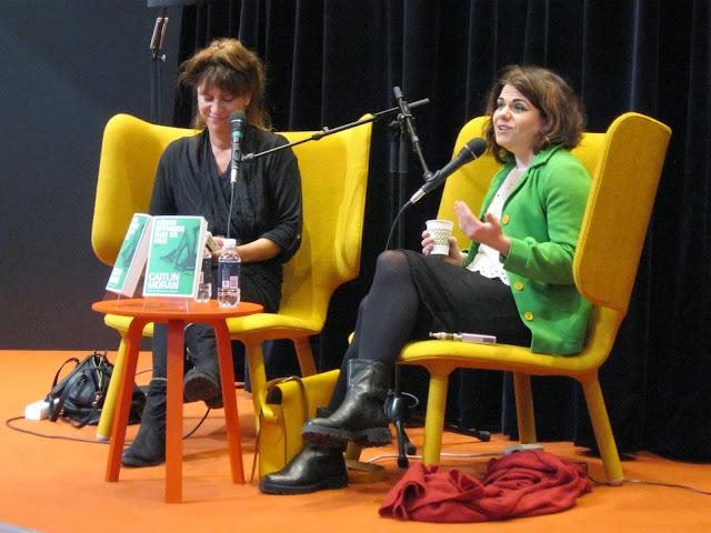 Caitlin Moran interviewes om sin bog