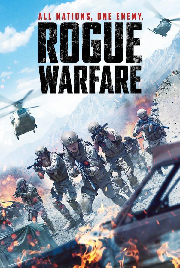 Rogue Warfare [2019] [DVDR] [NTSC] [Latino]