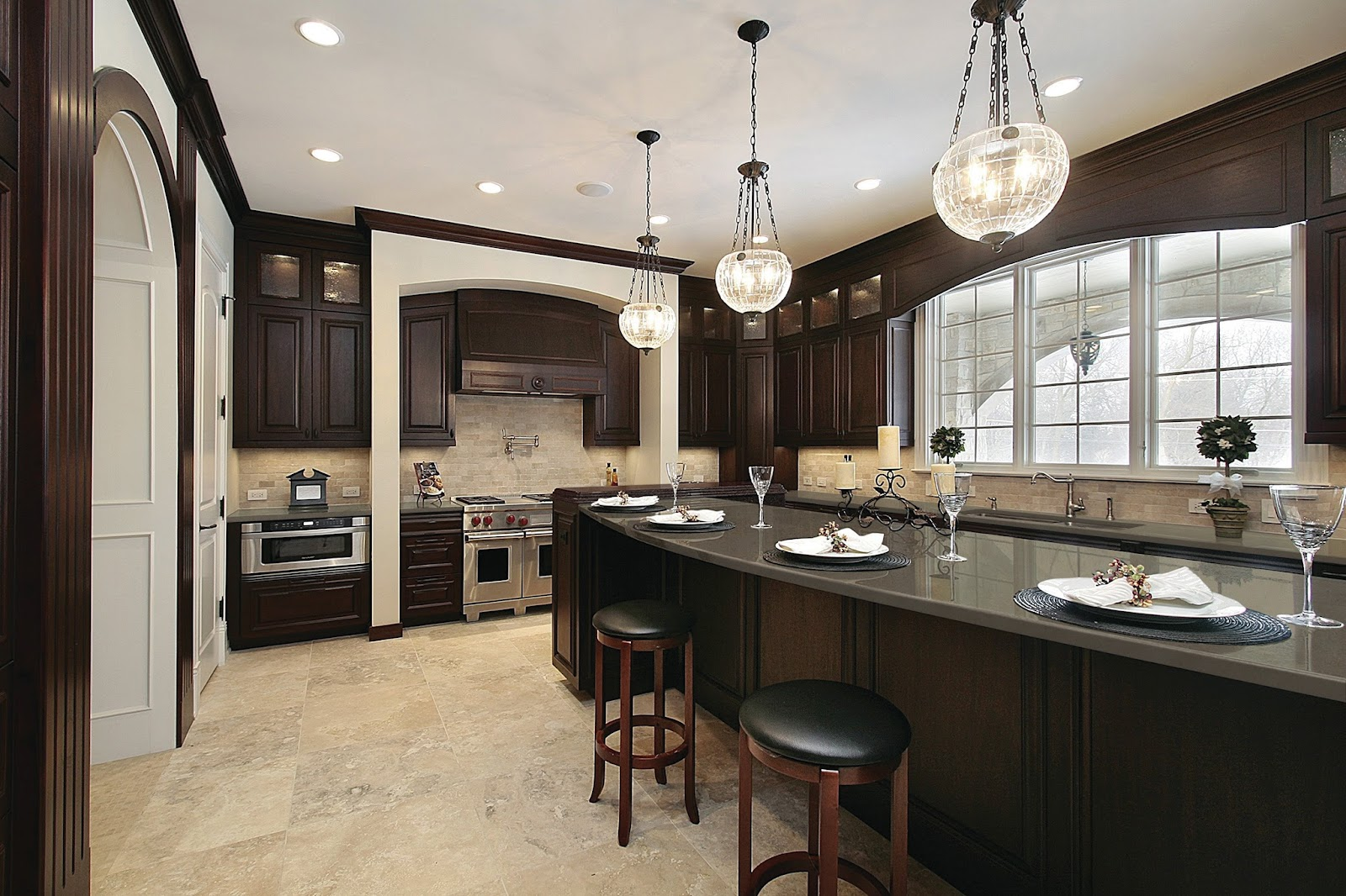 Kitchen Island Options Pictures Ideas From Hgtv: The Architectural Surface Expert: Elements Featured On