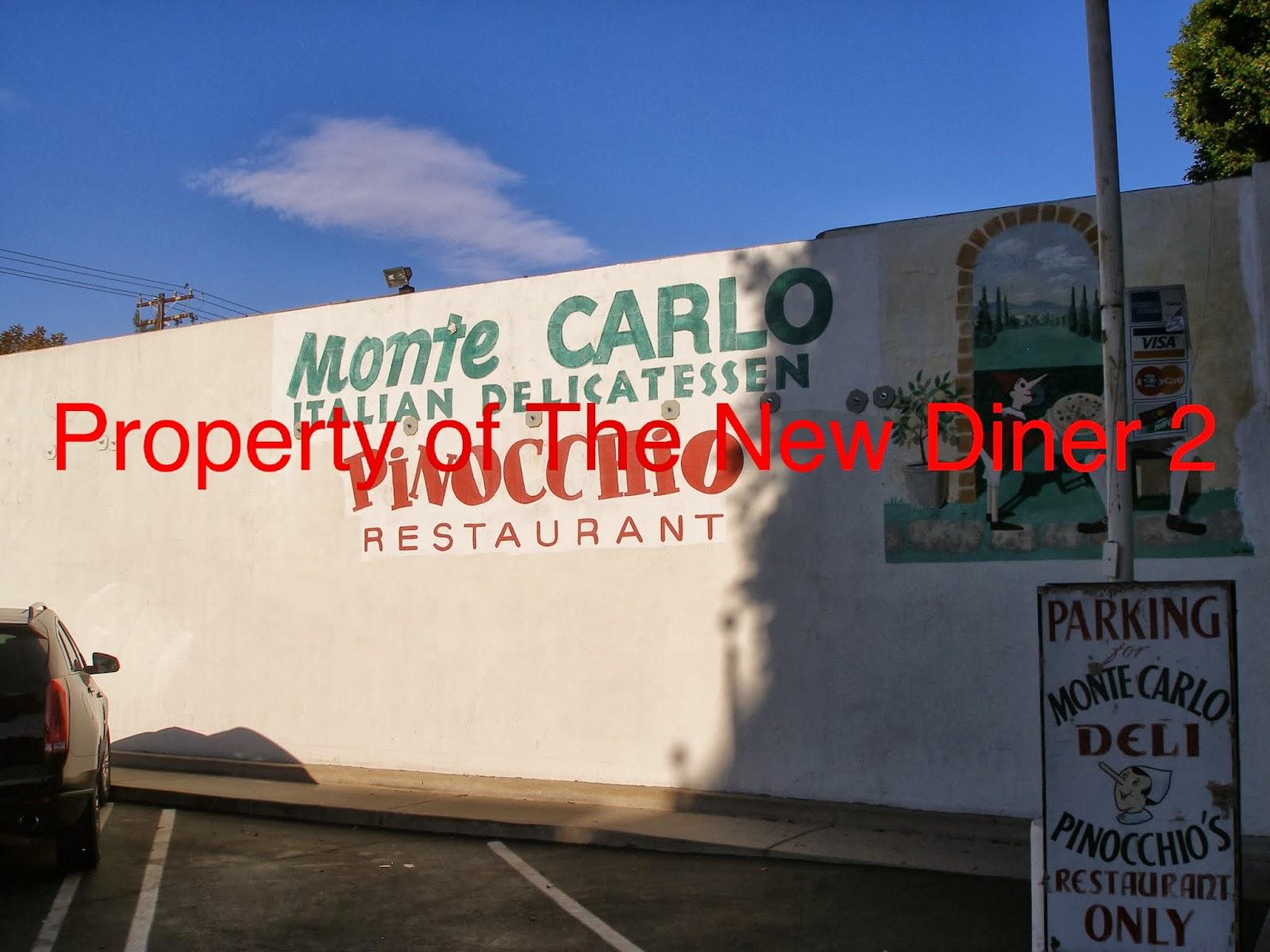the new diner 2 monte carlo deli pinocchio s restaurant the new diner 2 blogger