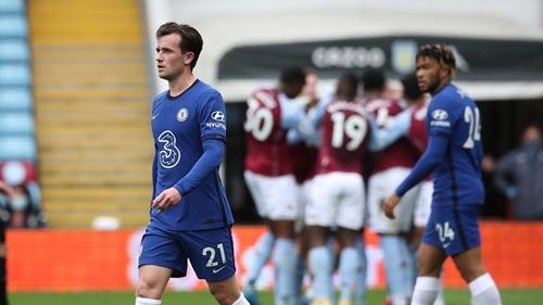 Kalah dari Aston Villa, Chelsea Tetap Lolos ke Liga Champions