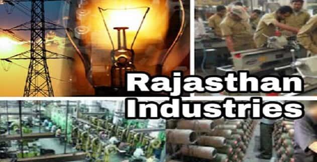 Industries in Rajasthan
