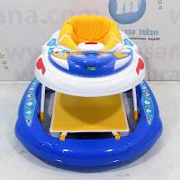 Baby Walker Doraemon Lisensi NBW1031DRB