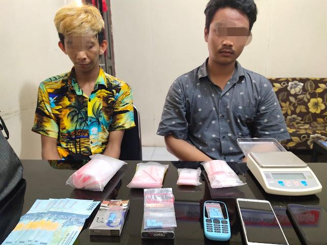 DPO Narkoba Polres Kampar Diciduk Polisi Saat Dugem Di  Diskotik