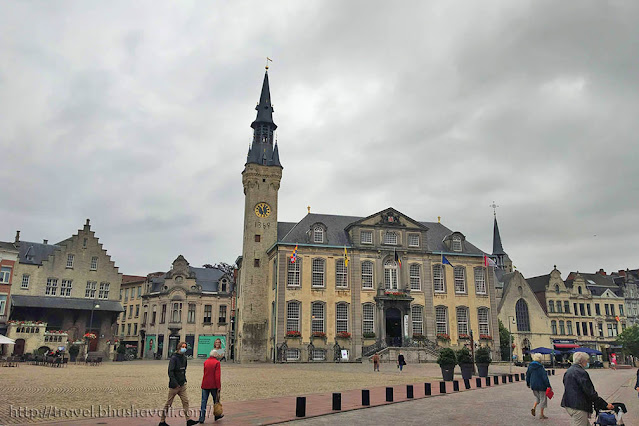 Lier Places to visit TownHall Belfry Vleeshall Carillon