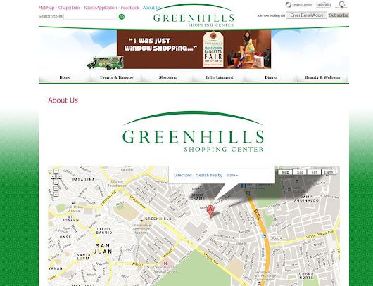 GREENHILL SHOPPING CENTER