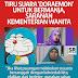 Kementerian Wanita Nasihat Isteri Kena Memujuk Suami Dengan Nada Doraemon..