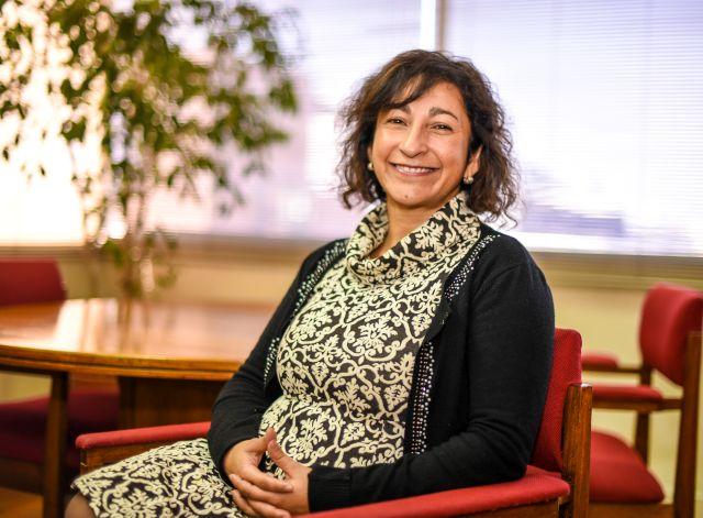 Marta Alfaro, Subdirectora Nacional de I+D de INIA