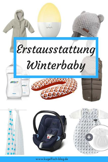 Erstausstattung Winterbaby - Übersicht