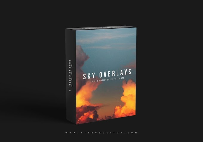 Sky Overlays Package[K1 Production][Photoshop]