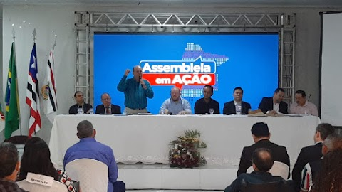 Flashes do Programa 'Assembleia em Ação' em Trizidela do Vale
