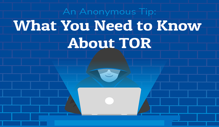 An Anonymous Tips: What You Need to Know About TOR #infographic