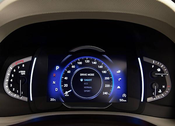 Novo Hyundai Creta 2022 - Ultimate - Interior - Painel