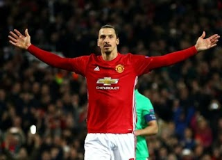 Zlatan Ibrahimovic Sign New One-Year Contract With Manchester United