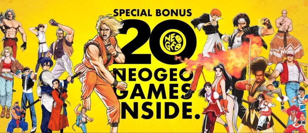 Y 20 juegos adicionales ocultos