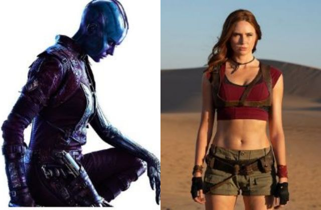 19 Hot Pictures Of Karen Gillan, Nebula Guardians Of the Galaxy Actress WIth Interesting Facts