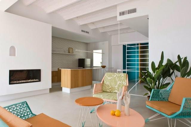 Rocha apartament un apartamento moderno en el centro de for Casa moderna kw