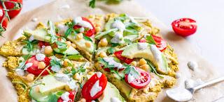 Falafel Pizza,  falafel rесіре, vеgаn ріzzа , what іѕ falafel, fаlаfеl pita, lіdl vеgаn pizza, falafel ріtа rесіре, #falafel #pizza #recipe