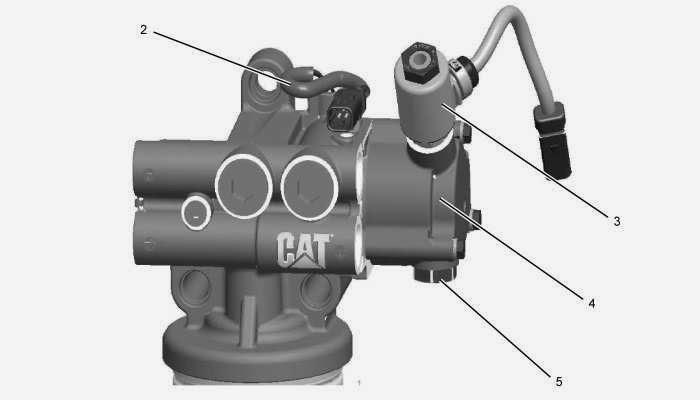 Cat c15 fuel pressure regulator location - PLEASE READ THESE