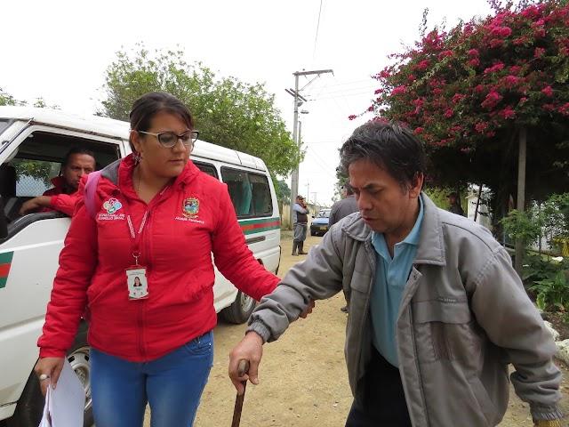 Alcaldía logra cupos de tratamiento a dos personas con diagnóstico psiquiátrico