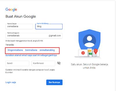 Cara Membuat Email Gmail Baru di Hp Maupun Komputer