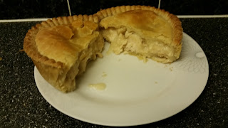 Radford's Pie Company Chicken Pie Review