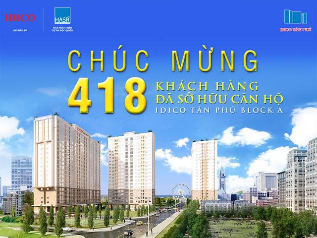 8 ưu điểm nổi bật của dự án căn hộ IDICO quận Tân Phú