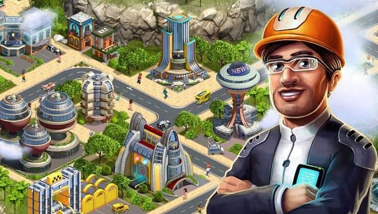 Game Simulasi Bangun Kota Terbaik untuk Smartphone Android
