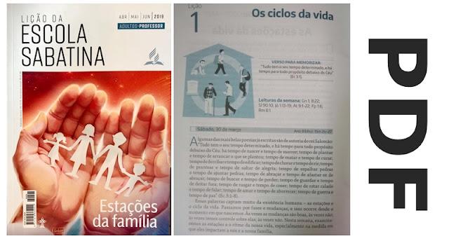Licao esc sabatina 2 trim pdf estacoes familia