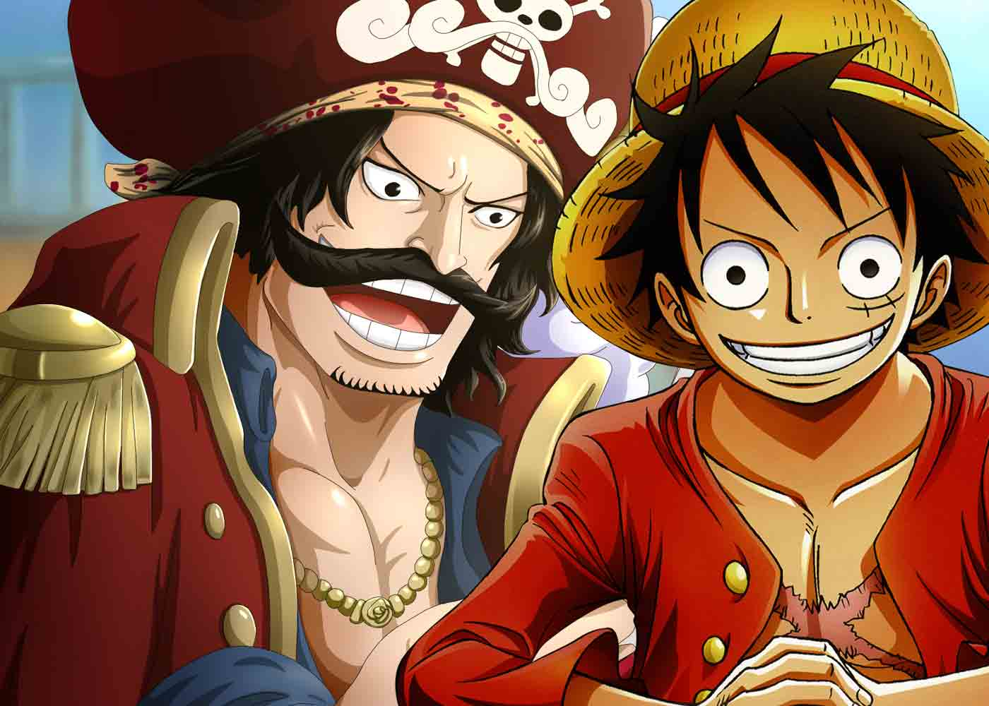 Raja Bajak Laut One Piece