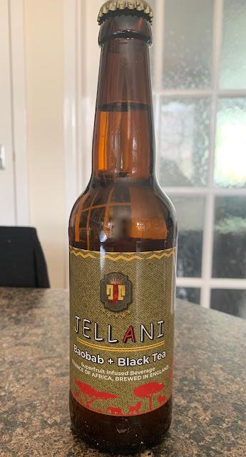 Jellani Baobab & Black Tea Beer