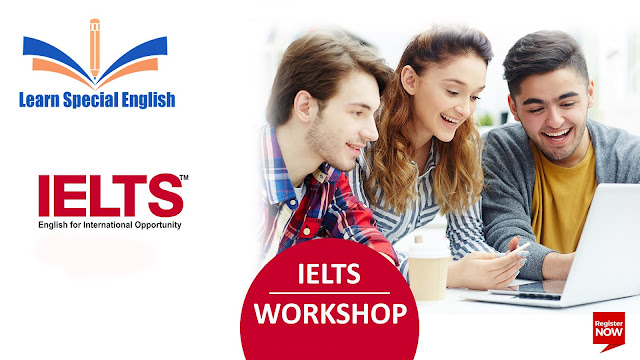 Take the IELTS course with Mr.Zaki and get band 7+