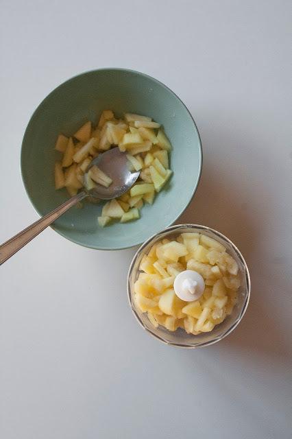 Omogeneizzato mela e banana, la ricetta per prepararlo in casa step 3